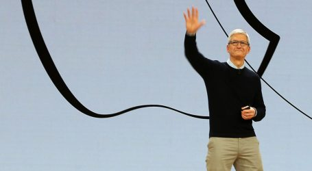 Apple May Not Be Quite as Outraged About Privacy as Tim Cook Pretends