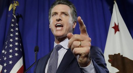 Newsom and Feinstein Advance in California Primaries