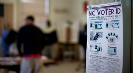North Carolina Republicans Want a Constitutional Amendment to Require ID to Vote
