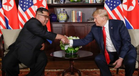 Trump Is Finally Meeting with Kim Jong-un