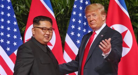 Trump to North Korean People: Kim Jong Un Is Good