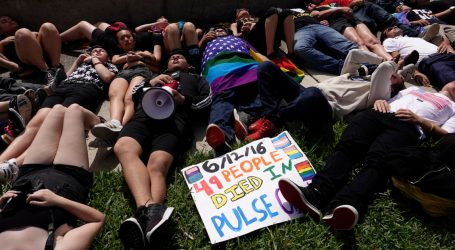 "Thousands are ""Dying"" Across the Country to Mark the Two Year Anniversary of the Pulse Nightclub Shooting"