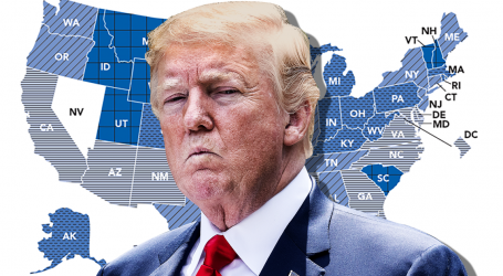 Suicide Rates Are Up in Almost Every State, and Donald Trump's Policies Are Not Going to Help
