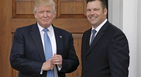 Kris Kobach Gets What He Deserves