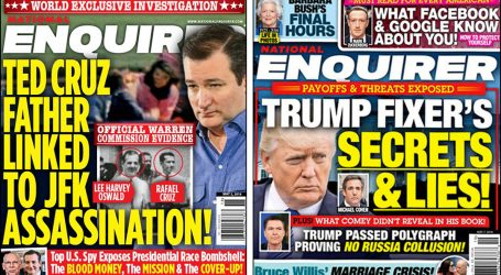 Did the National Enquirer Coordinate With the Trump Campaign?