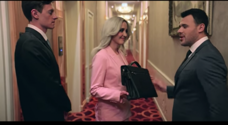 The Russian Pop Star Behind the Trump Tower Meeting Has a New Music Video Trolling America