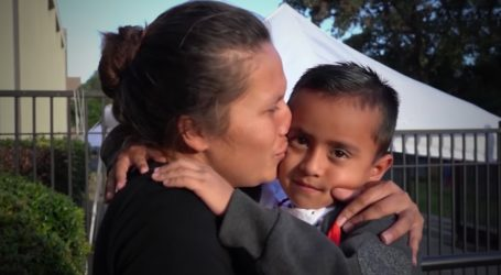 Watch Tearful Migrant Families Reunite After Weeks of Separation