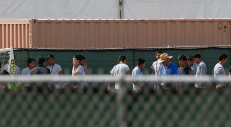 The Feds Are Locking Up Immigrant Kids—Who Have Committed No Crimes—In Juvie