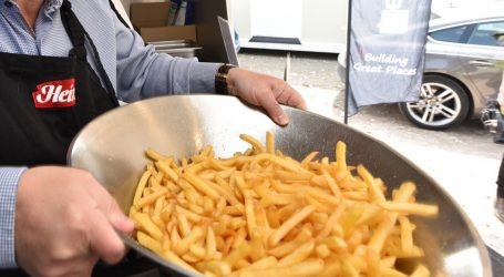 Let Us All Unite in Praise of Better French Fries