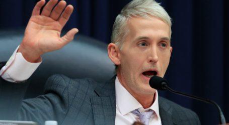"A Congressman Just Called Public Hearings ""a Freak Show"""