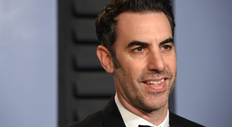 Sacha Baron Cohen's New Show Is So Much Darker Than You Think