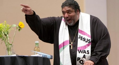 """""""I'm Rested and Ready to Fight""""—The Reverend Barber's Battle Cry Is One for the Ages"""