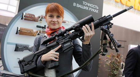 The NRA Has Deep Ties to Accused Russian Spy Maria Butina