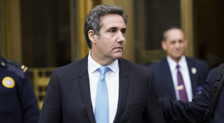 Michael Cohen Reportedly Taped Conversation With Trump Discussing Payment to Playboy Model