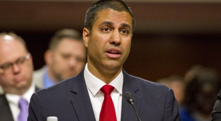 The Head of the FCC Told Congress Why It Isn't Caving to Trump's Demands