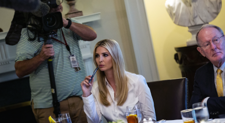 Even Donald Trump Admits His Daughter Doesn't Work