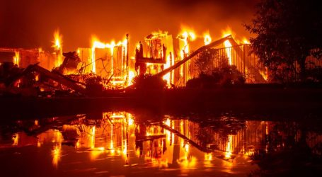 The Most Devastating Pictures From the Last 72 Hours of Fire in California