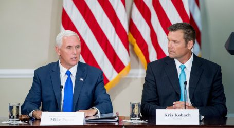 New Documents Show Trump's Election Integrity Commission Was Preparing Report on Voter Fraud Without Proof
