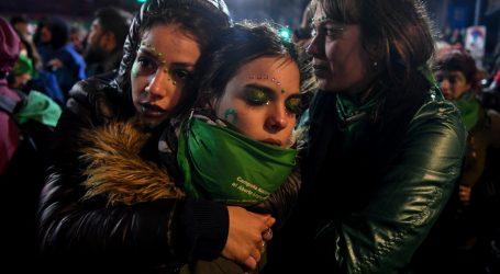 Argentina's Senate Votes to Reject Legal Abortion