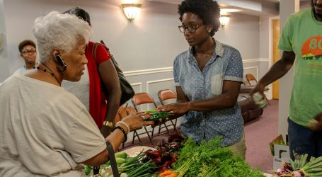 "How ""Greens, Beets, and Tomatoes"" Turned Around This Historically Black Church"