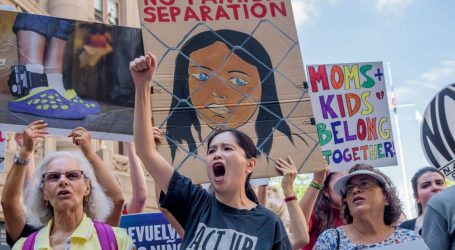 The Trump Administration Finally Has a Plan to Reunite Separated Migrant Children with Deported Parents