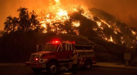 114 Wildfires Are Scorching an Area Larger Than Delaware
