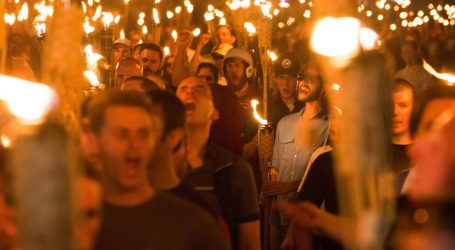 As Usual, Donald Trump Just Can't Bring Himself to Condemn White Nationalists