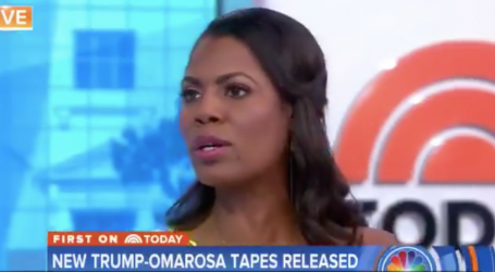 Omarosa Releases New Tape Suggesting Trump Didn't Know About Her Firing