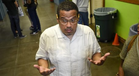 Keith Ellison Easily Wins Attorney General Nomination, in Spite of Abuse Allegations