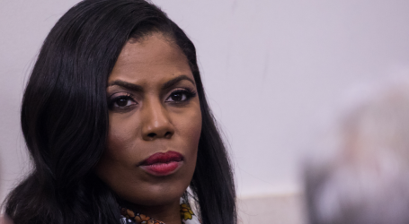 New Omarosa Tape Appears to Back Claim She Was Offered $15,000 a Month to Stay Quiet