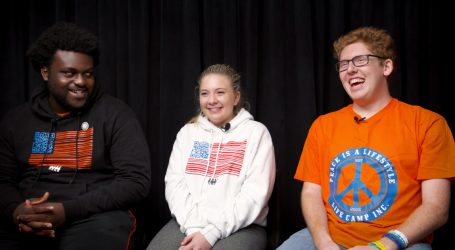 """Watch Our Exclusive Studio Interview With """"March for Our Lives"""" Leaders"""