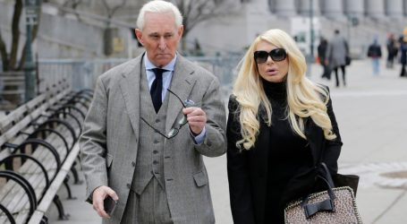 Roger Stone's Super-PAC Paid the Manhattan Madam's Mom During the 2016 Campaign