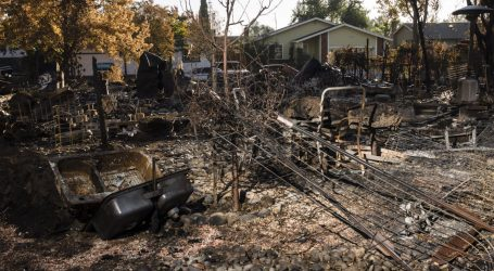 Here's What It's Like to Lose Your Home in California's Wildfires