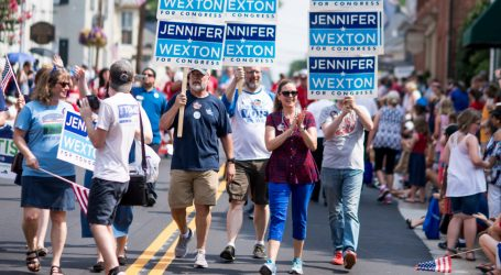 Female Candidates May Have an Edge in Battleground Elections