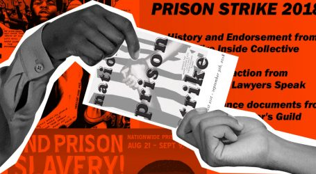 Prisoners Are Getting Creative to Pull Off a Massive Strike This Week