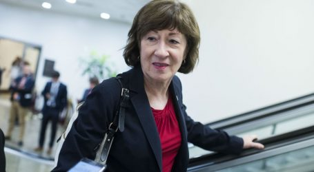 Sen. Susan Collins Says Brett Kavanaugh Believes the Right to Abortion is Settled Law