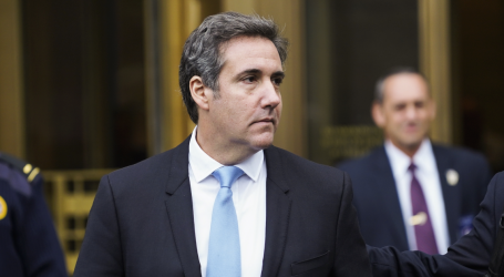 Michael Cohen to Plead Guilty to Criminal Charges