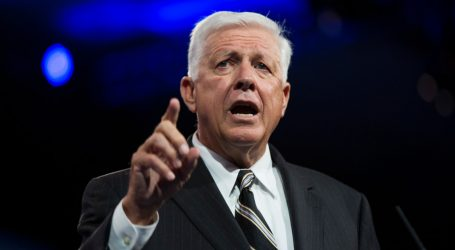 President Trump Backs Megadonor Foster Friess for Wyoming Governor