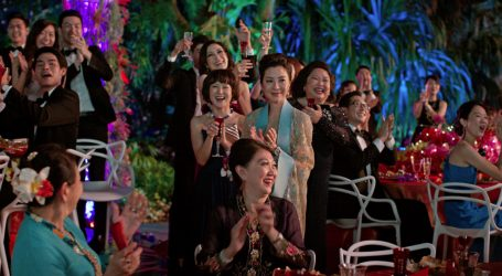 Crazy Rich Asians Shines A Spotlight on Chinese Musicians