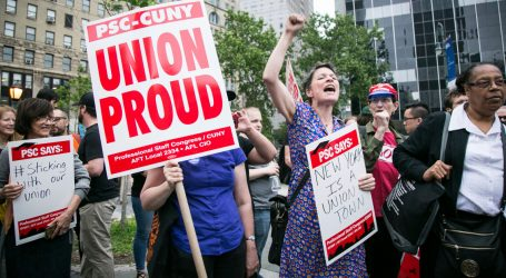 Unions Just Scored a Win Against the Trump Administration