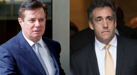 Most Republicans Couldn't Care Less About the Manafort Conviction and Cohen Plea