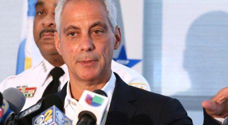 Chicago Mayor Rahm Emanuel Won't Seek a Third Term