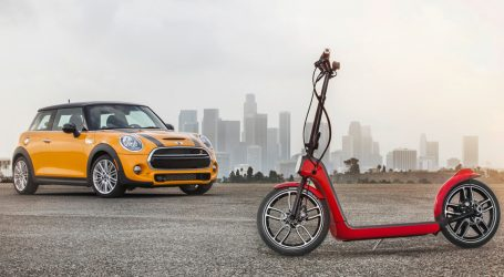 Los Angeles Welcomes Its Scooter Overlords