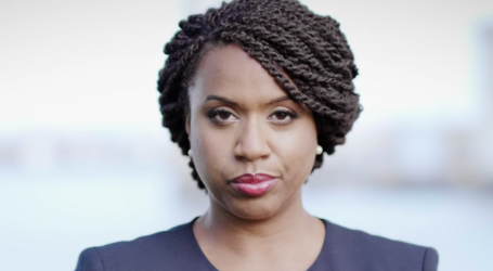 Ayanna Pressley Just Pulled Off a Historic Upset in Massachusetts