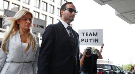 Trump Campaign Adviser George Papadopoulos Was Just Sentenced to 14 Days in Prison