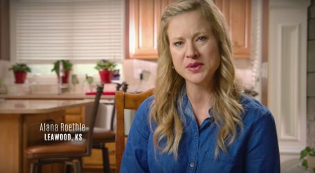 "Turns Out the ""Local Kansas Mom"" in This Conservative Attack Ad Is a Top State Republican Official"