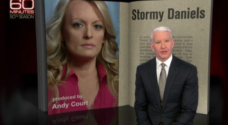 Trump Is Giving Up on Trying to Silence Stormy Daniels