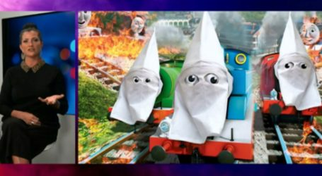 Dear NRA: Putting KKK Hoods on Beloved Childhood Characters Probably Isn't the Best Strategy