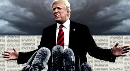 "Trump's ""Enemy of the People"" Rhetoric Is Endangering Journalists' Lives"