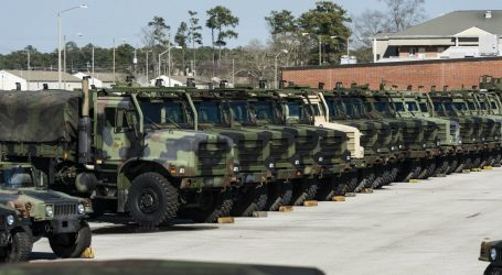 The Biggest Marine Corps Base on the East Coast Is Right in Florence's Path—and Won't Evacuate